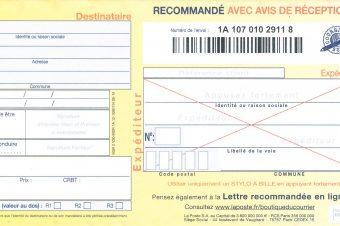 Recom – Envoi de recommandés